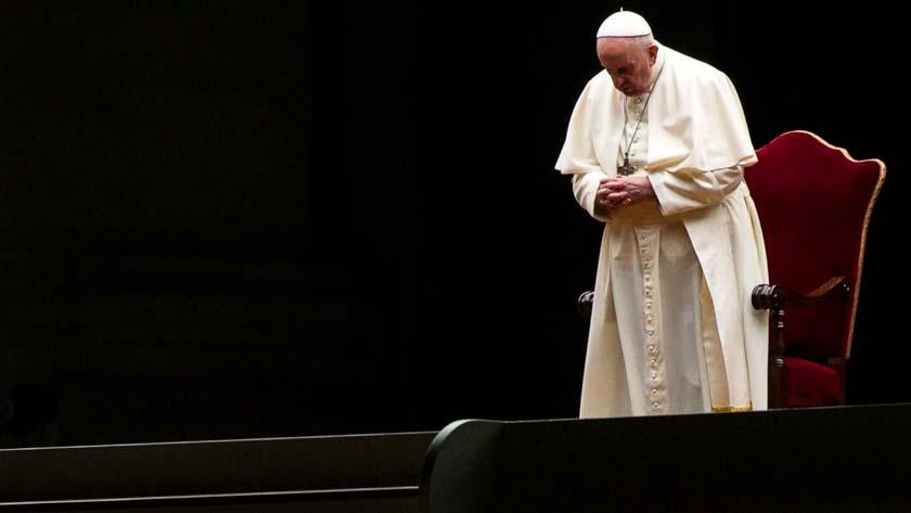 papa francisco vigilia pascual no tengas miedo siempre comenzar de nuevo