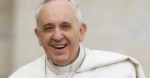 papa francisco sonrisa buscador del reino de los cielos