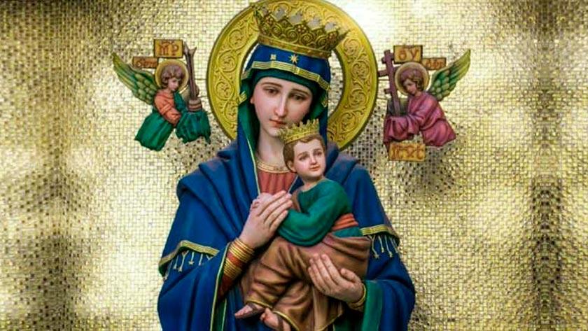 oracion a la virgen del perpetuo socorro por confianza