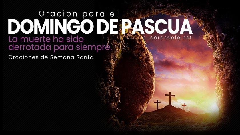oracion para domingo de pascua oraciones de semana santa domingo de resurreccion
