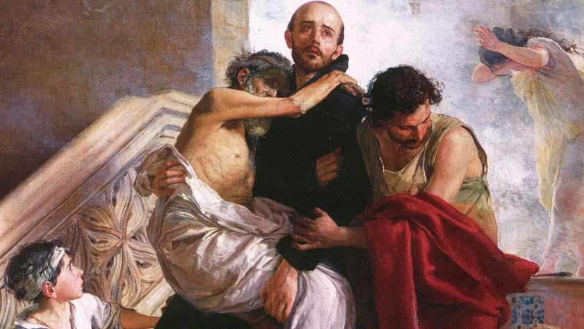 oracion san juan de dios por los enfermos