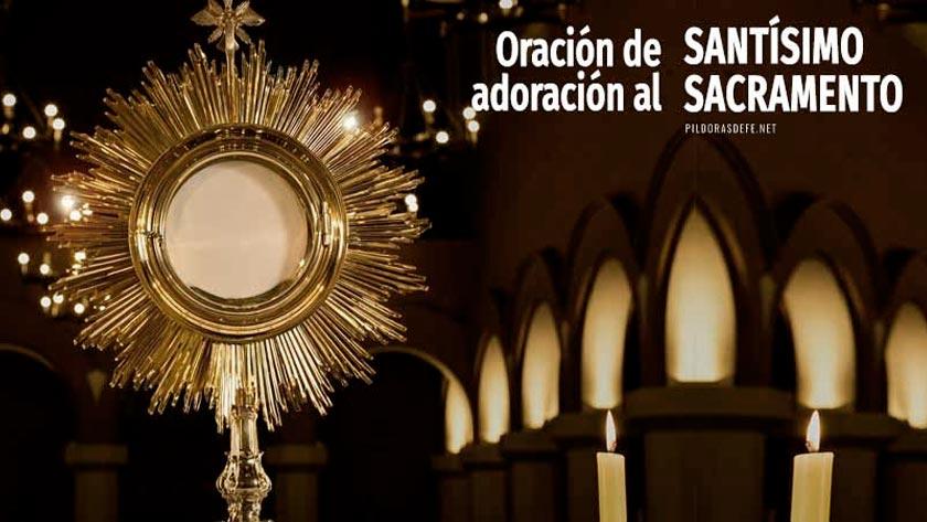 oraciones para el corpus christi adoracion eucaristia