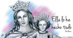 maria auxiliadora de los cristianos oracion consagracion hogar