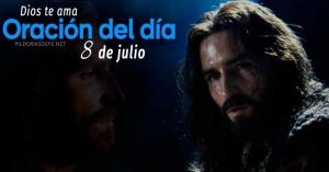 oracion del dia  de julio  oraciones diarias reflexion hoy