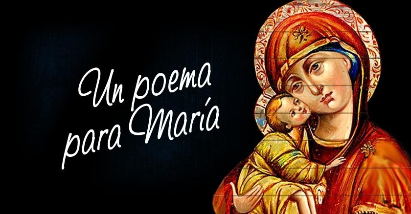 Poemas Para Matrimonio Catolico : Un poema especial para la virgen maría
