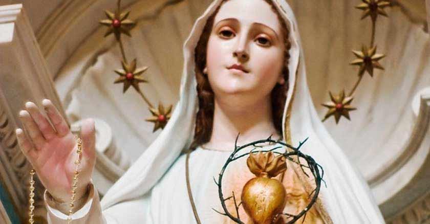 milagro de la virgen de fatima al esposo que no queria tener mas hijos