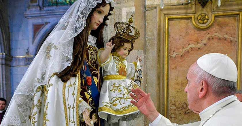 12 Frases Del Papa Francisco Sobre La Virgen María