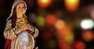 Resultado de imagen para vientre de María