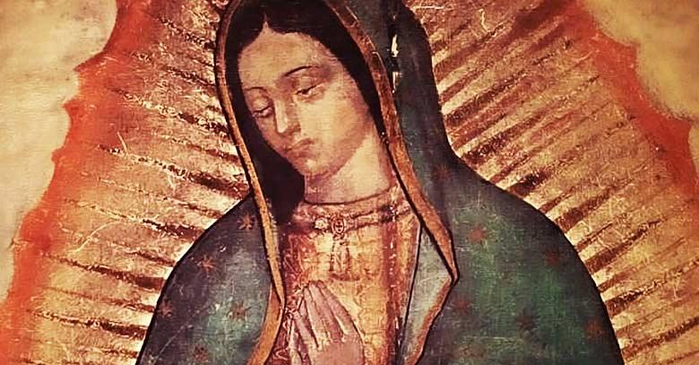 virgen maria nuestra senora de guadalupe