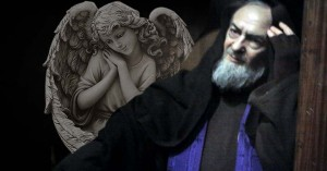 padre pio angel de la guarda relacion de amor