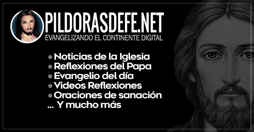 logo PildorasdeFe.net